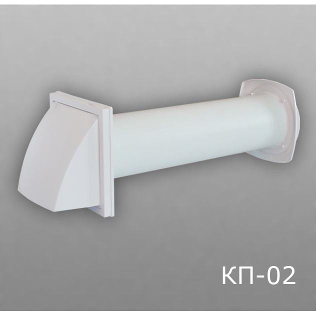 12,5КП-02 Эра Клапан приточный D125