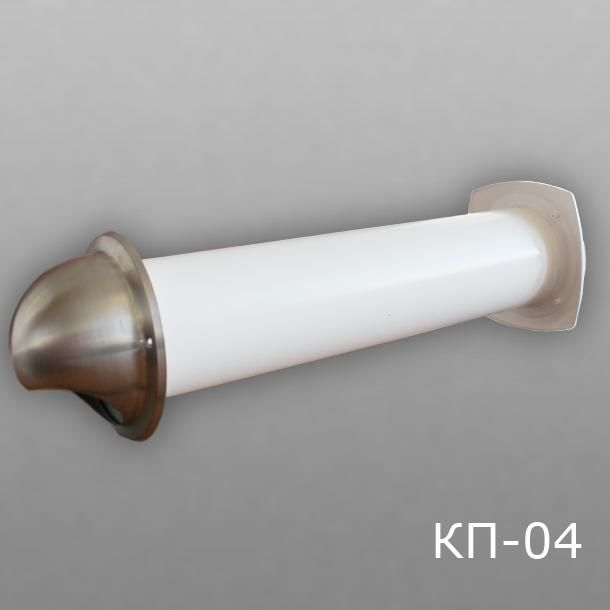 12,5КП1-04 Эра Клапан приточный D125