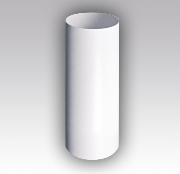 16ВП Эра, Воздуховод круглый ПВХ D160, L=0,5м