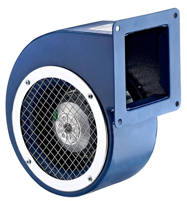 BDRS 160-60 Bahcivan. Вентилятор радиальный