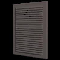 2121Р кор. Эра. Решетка с рамкой (коричневый)