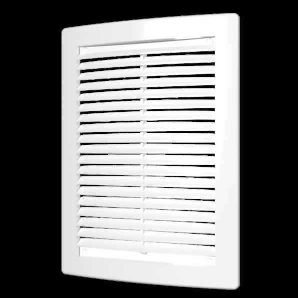 1520РЦ Эра. Решетка вентиляционная накладная